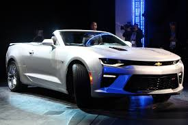 The New Camaro Will Also Come in Ragtop Form – RacingJunk News