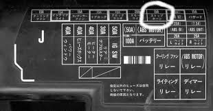 jdm fuse box layout honda tech the pic is here
