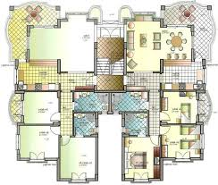 Apartment House Plans Designs New Decorating Design
