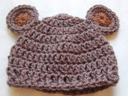 Baby Hat Crochet Pattern Extraordinary Newborn Bear Hat Crochet Pattern Crochet Baby Bear Hat