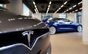 At tesla ai day, the company's ceo elon musk unveiled a concept humanoid robot that will be powered by the ai currently embedded within tesla's autonomous vehicles. Tesla Share Price News Tesla S Stock Market Value Tops Facebook S In Huge Trading
