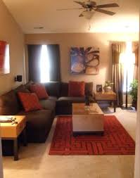 burnt orange and brown living room. Orange And Brown Living Room Furniture Decor House Ideas Window Rooms . Burnt
