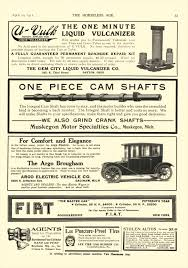 argo archives chuck s toyland 1912 argo electric the argo brougham argo electric vehicles co saginaw mich the horseless age 10 1912 page 53 8 25 x12