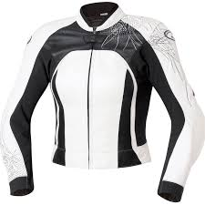 held debbie leather clothing touring black white held touring 5 tex for