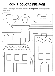 Schede Didattiche Colori Scuola Infanzia