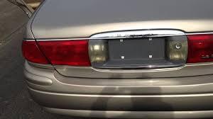 2004 Buick Lesabre License Plate Light 2004 Buick Lesabre V6 Power Windows Locks Seat Youtube