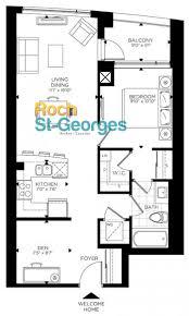 1035 Bank Street Floorplans