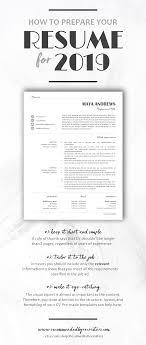 Prepare Your Resume For Landing The Dream Job In 2019 Here You Can