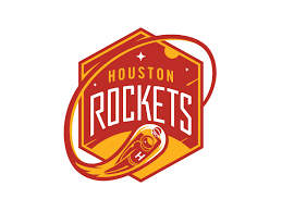 nba logo redesigns houston rockets dribbble