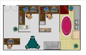 small office furniture layout. brilliant small smallhomeofficelayout intended small office furniture layout e