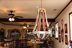 wine barrel chandelier wine barrel chandelier rustic decor home depot wine barrel chandelier pottery barn