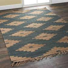 colorful jute rugs primitive diamond hemp rug natural rope like shades of hemp are accented with a diamond multi colored jute rugs