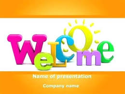Sample Welcome Banner Welcome Banner Template Welcome Banner Stock Photos Pictures Royalty