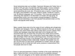social media argumentative essay research paper on of argumentative essays social networking