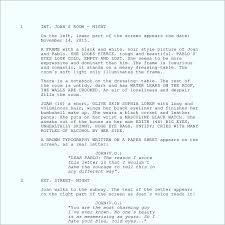 Graduation Program Template Pdf 15 Movie Script Template Pdf Doctemplates123
