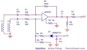 Electrosmash Emg81 Pickup Analysis