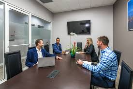 office conference room. Use Of Our Conference Room Is Included At No Charge For All Tenants That  Are Currently Leasing A Private Office. For Non-tenants, The May Office O
