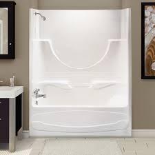 figaro ii 2 piece tub shower