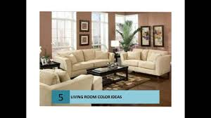 Painting Living Room Colors Living Room Paint Color Ideas Youtube