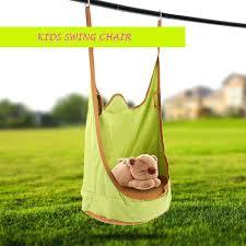 Double Hammock Chair Swing Kids Pod Baby Sleeping Bag Children Seat