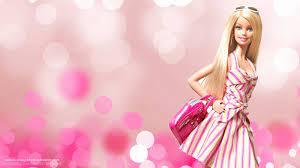 Wallpaper Beautiful Doll Barbie Cartoon ...