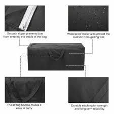 waterproof cushion storage bag outdoor
