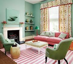 colorful living room furniture sets. amazing mint green color scheme and pink sofa sets in small living room design ideas colorful furniture