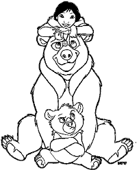 Alaska Coloring Pages