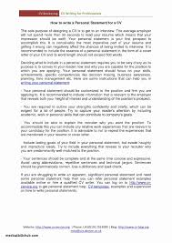 statement of interest cover letter 10 professional goal statement examples cover letter