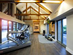 home gym lighting. home gym lighting contemporary with windows