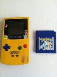 Gameboy Color Pokemon Video Games Consoles Ebay