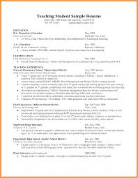 objective for teaching resume education resume objectives sample teaching resume how to create an