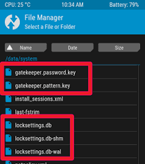 Pattern Password Disable Mesmerizing How To Delete Your Android Security PIN Appuals