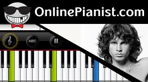 Light My Fire Piano Cover The Doors Light My Fire Piano Tutorial Sheets
