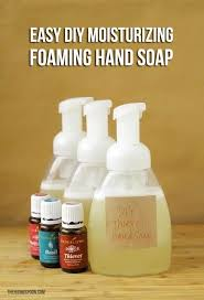 want to make your own foaming hand soap at home it s not hard try