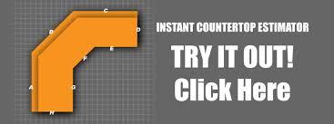 free granite countertops calculator for calculate countertop square feet inspirations 5