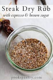 steak dry rub with coffee pook s