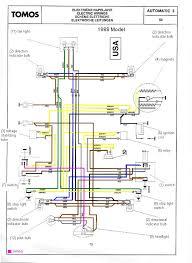 tomos wiring diagrams moped wiki