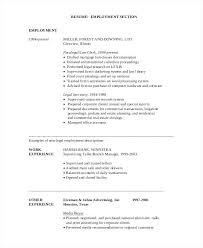 paralegal job description resume 18780