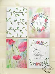 floral quotes wall art print signs set be your self you are amazing girls room decor mother inspo 1024x1024 jpg v 1517518416 on watercolor floral wall art with girly quote print happy girls are the prettiest girls room decor