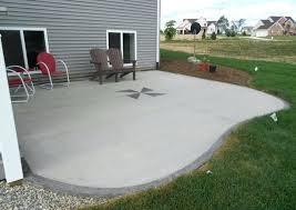 diy concrete patio ideas staggering cement patio design of concrete patio ideas concrete patio ideas landscaping diy concrete patio