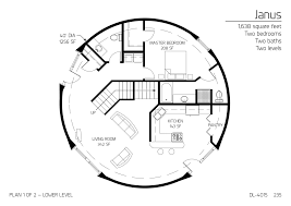 Earthbag Homes Plans Floor Plans Multi Level Dome Home Designs Monolithic Dome Institute