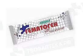 <b>Гематоген Народный школьный 40</b> г БАД - цена от 23 руб ...
