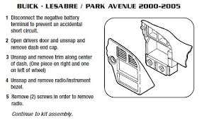 2002 buick lesabre installation parts, harness, wires, kits 2002 Buick LeSabre Custom Problems 2002 buick lesabre installation parts, harness, wires, kits, bluetooth, iphone, tools, 4dr sedan wire diagrams stereo