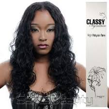 virgin msian remi human hair weave cly spanish wave