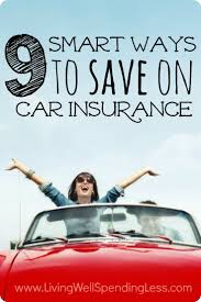 9 smart ways to save on car insurance