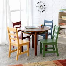 lipper round table and chairs designs