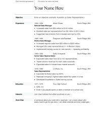 Resume Templates For Wordpad Inspiration Free Resume Templates For Wordpad Stepabout Free Resume