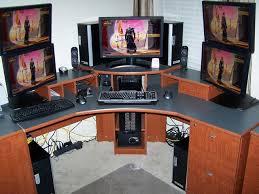 computer desktop furniture. other multiboxing systems computer desktop furniture