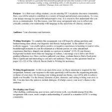 narrative college essay personal narrative examples resume example   example narrative essays literacy essays literacy narrative unit assignment spring page